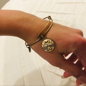 Alex and Ani Swan Bracelet
